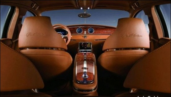 bugatti – luxury sedan 07