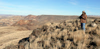 Over looking Owyhee River