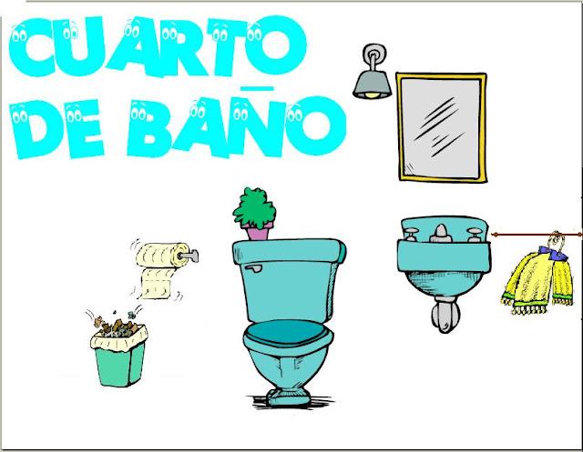 Sonar Con Baño Muy Bonito:Pintar dibujos , muestra: ETIQUETAS PARA MATERIALES DE CLASE