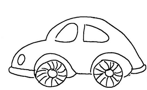 Dibujos de juguetes con ruedas para pintar - Empapelar coche para pintar ...
