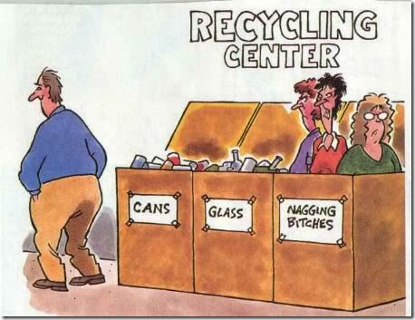 Funny Pictures: What else can you recycle?
