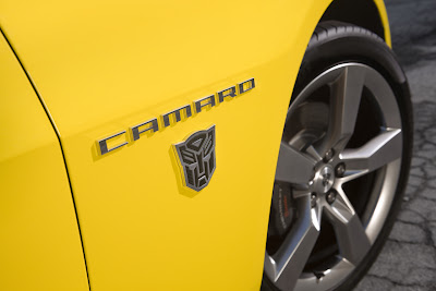 Chevrolet Sells Bumblebee