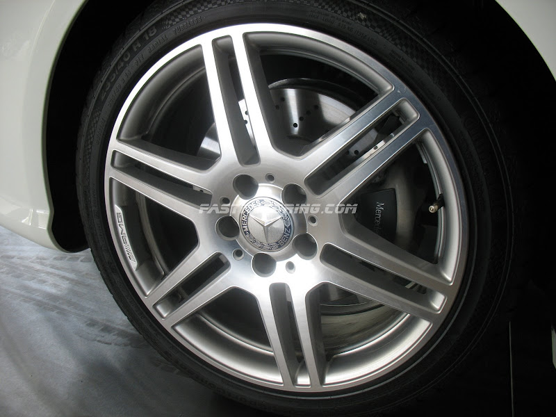 Mercedes Benz E350 Coupe Wheels