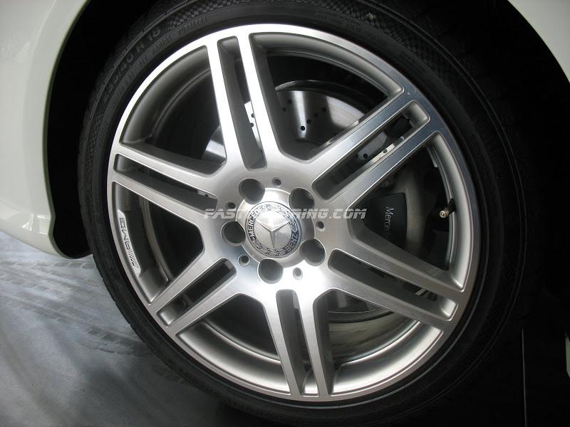 Mercedes Benz E350 Coupe Wheels