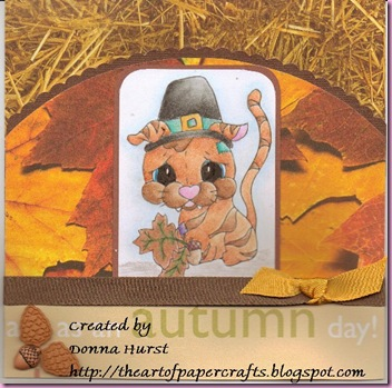 Pilgrim Tayla Card