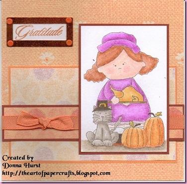 Paula Pilgrim card
