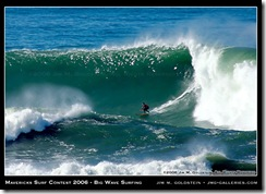 Mavericks Surf Contest 2006 - Big Wave Surfing