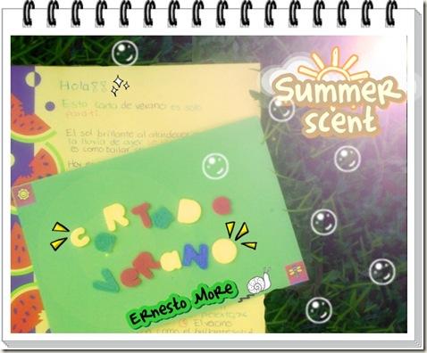 portada carta de verano