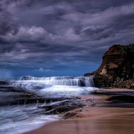 Mistery in the South Sea by Agus Sudharnoko - Landscapes Beaches