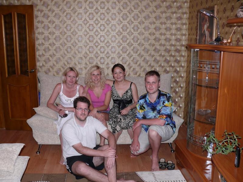 Couchsurfing rollz!!