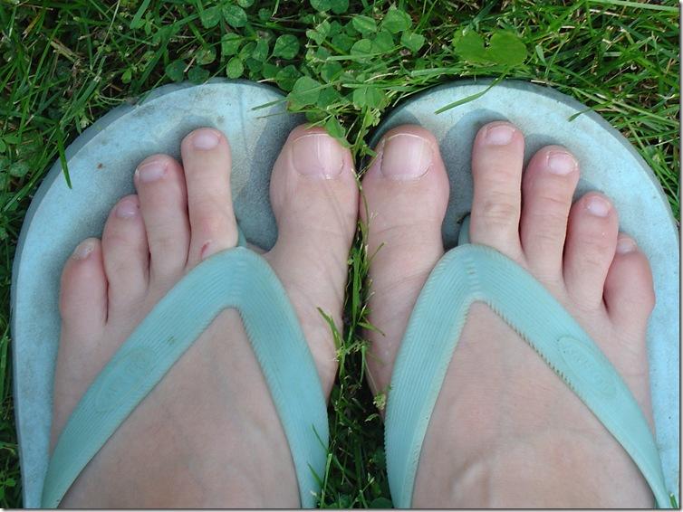 Sandal Season!!!