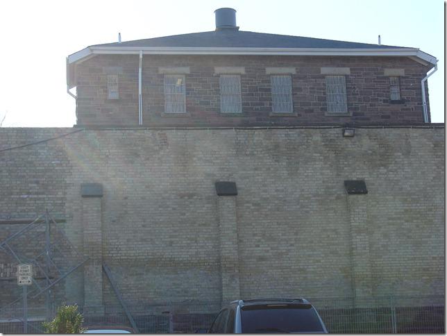 Stratford Jail