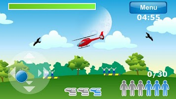Screenshot of Helicopter Air Rescue