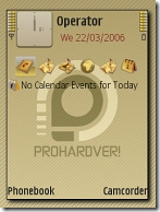 PH! v2 theme for E71 and E71x
