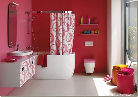 fotos de decoración de baños 11d