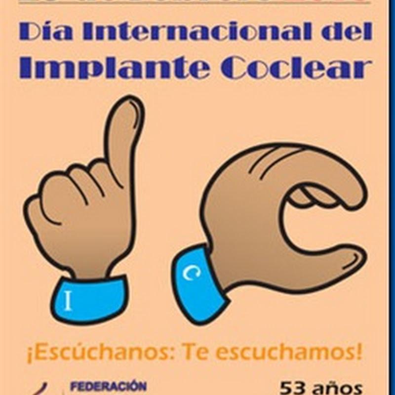 Día del Implante Coclear