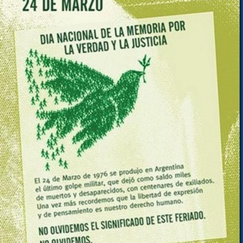 Día Nacional de la Memoria por la Verdad y la Justicia (en Argentina)