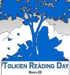tolkien reading day 2