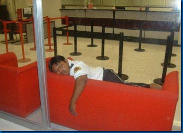 seguridad privada aeropuerto