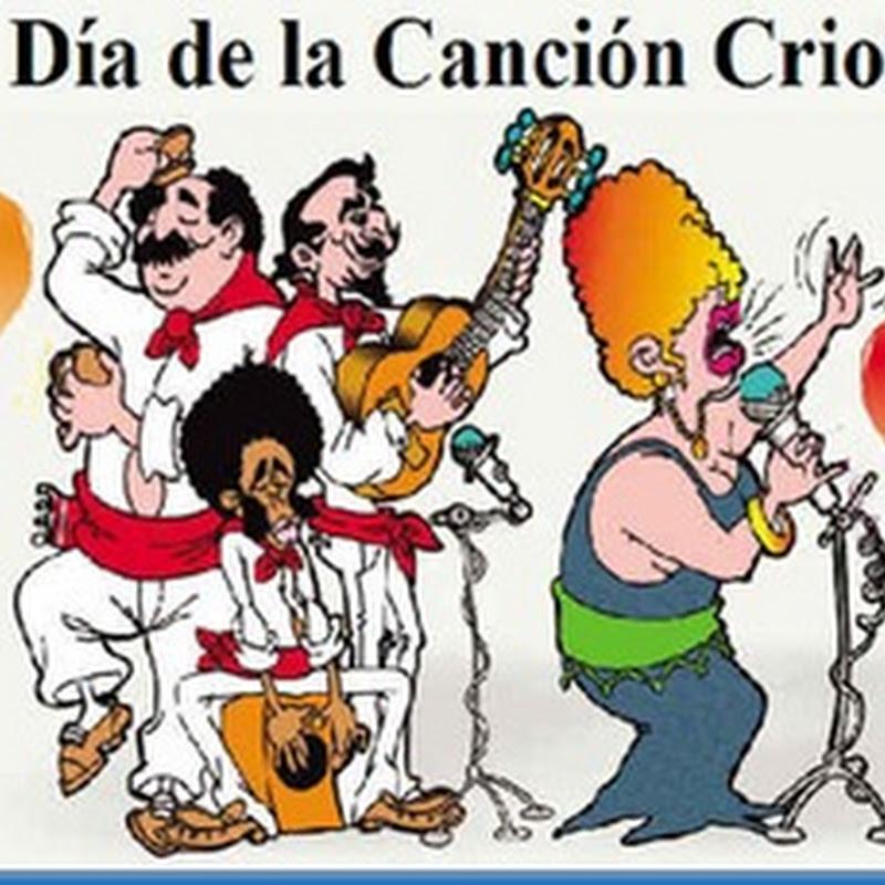 Día de la Canción Criolla (en Perú)