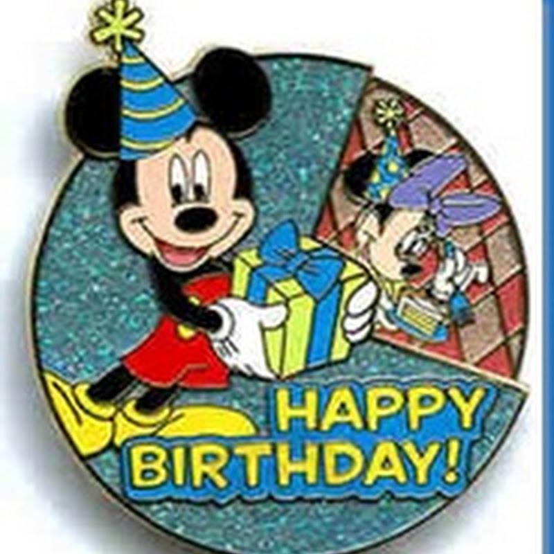 Fue el Cumpleaños de Mickey Mouse