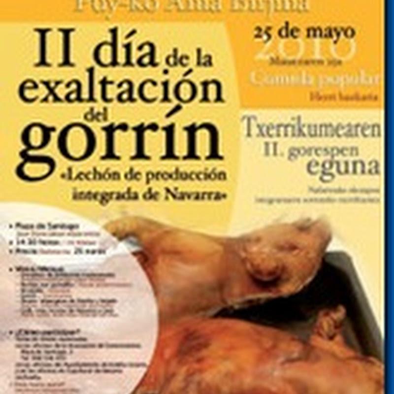 Día de la Exaltación del Gorrín