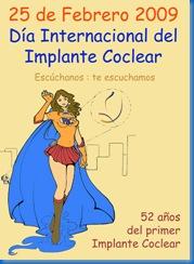 día implante coclear