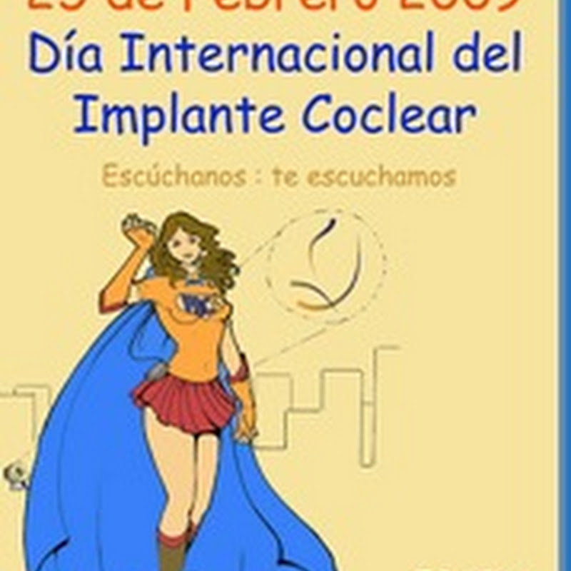 Día del Implante (Coclear)