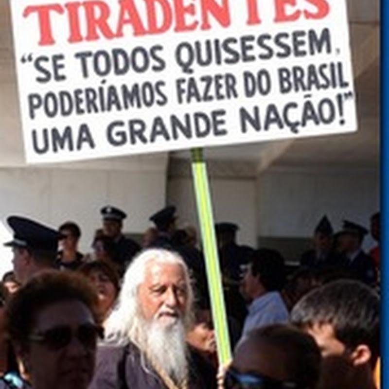 Tiradentes (en Brasil)