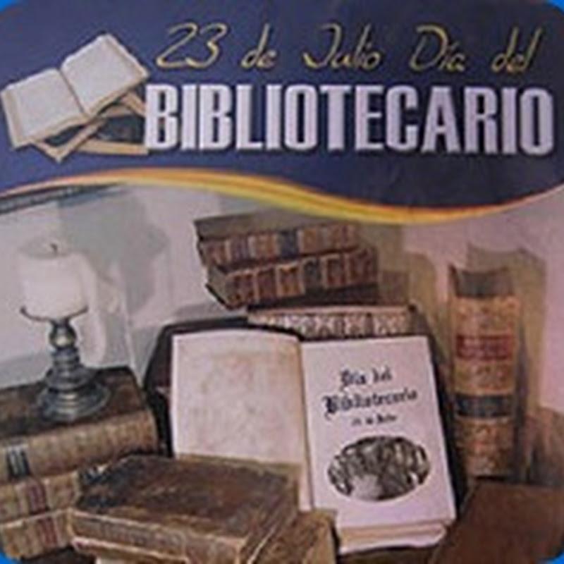 Día del Bibliotecario (en Bolivia)