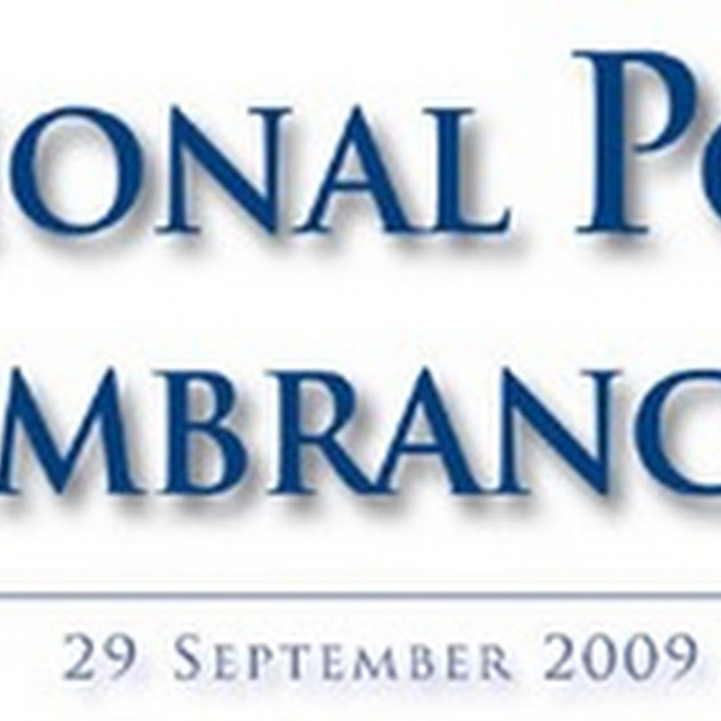 National Police Remembrance Day [en Australia]