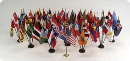 banderas varias