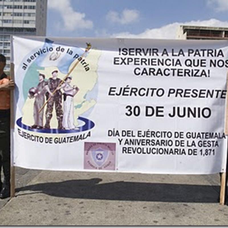 Día del Ejército Guatemalteco