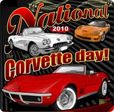 corvette day usa