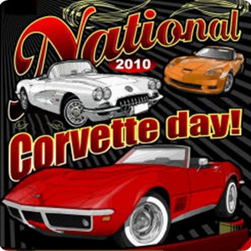 National Corvette Day (en USA)
