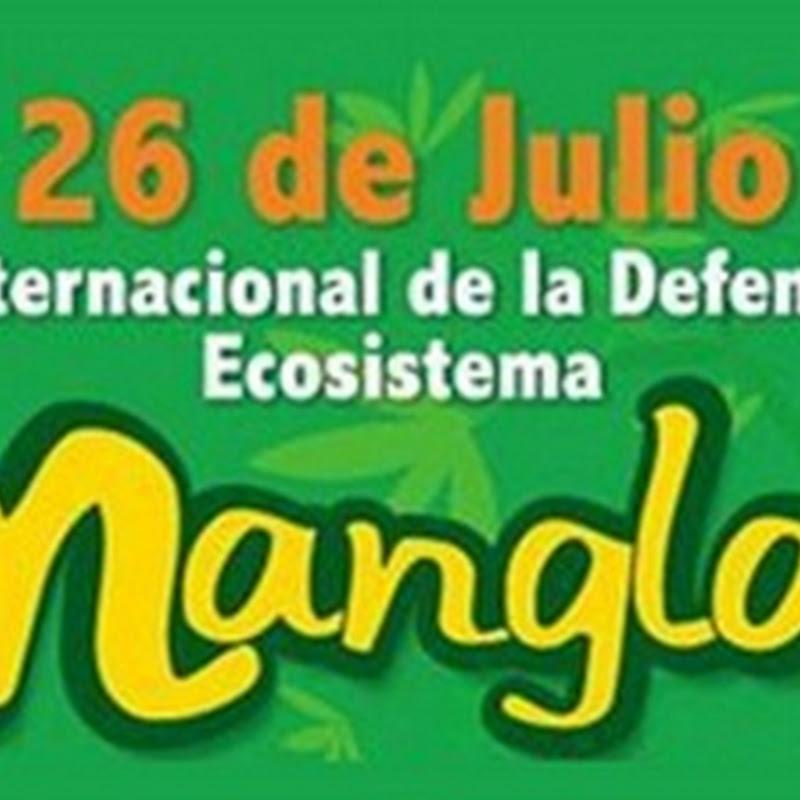 Día de la Defensa del Ecosistema Manglar