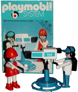 playmobil tv