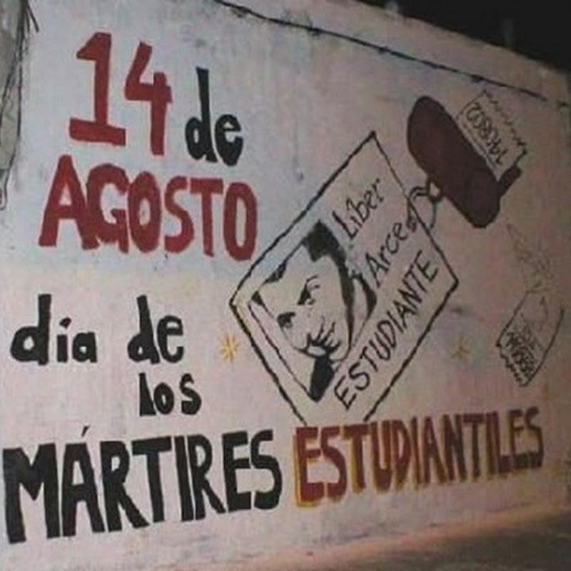 Día de los Mártires Estudiantiles (en Uruguay)