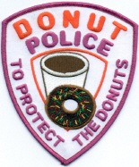 donut police small