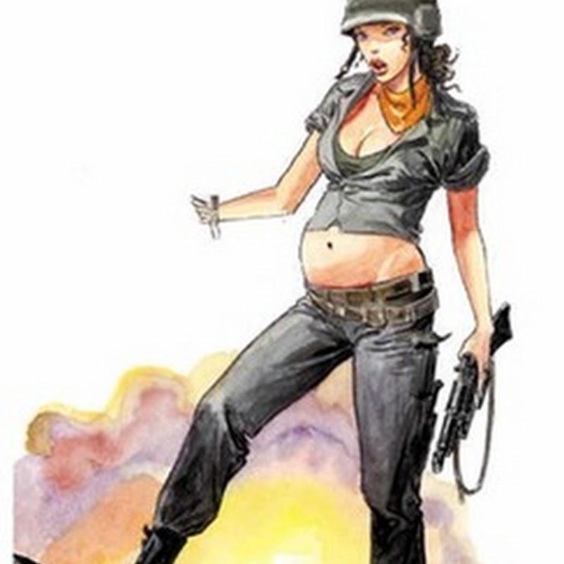 Sin embarazadas en el ejército