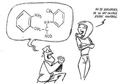 amor y quimica
