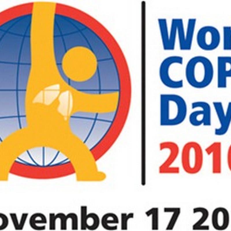 Día Mundial de la Enfermedad Pulmonar Obstructiva Crónica (EPOC)
