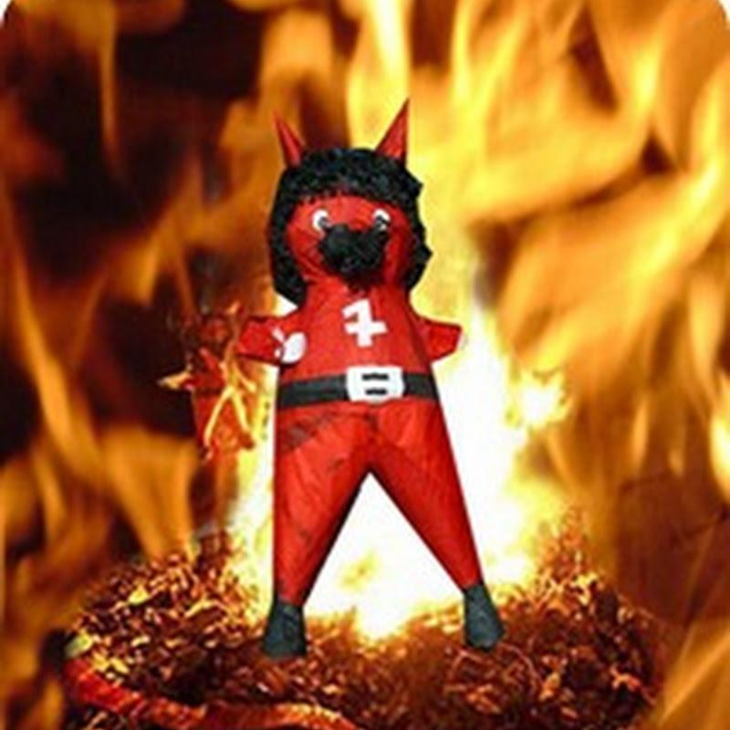 Día de la Quema del Diablo