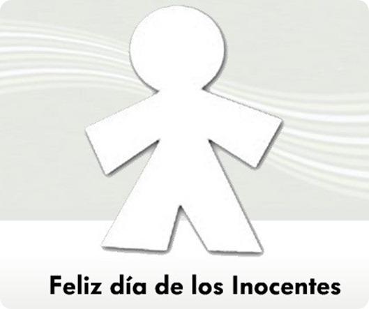 día inocentes