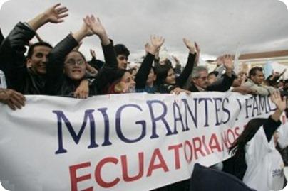migrantes ecuatorianos