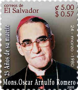 sello monseñor romero