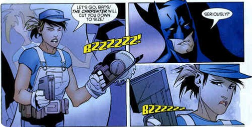 batman carpenter