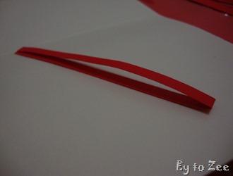 Quil Strip Half
