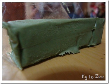 Green Clay for Green Rose