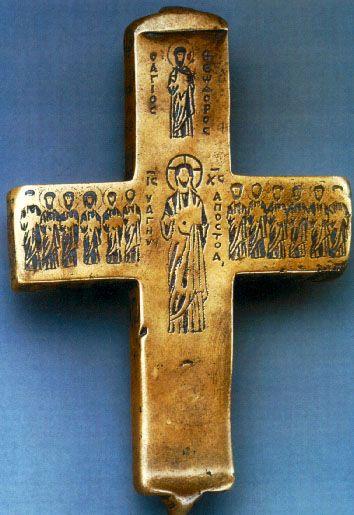 Преподобный Марк Пещерник (Гробокопатель)